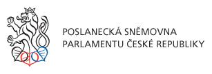 Logo Poslanecká sněmovna Parlamentu České republiky