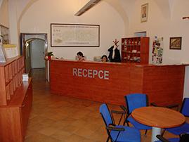 Recepce Informačního střediska