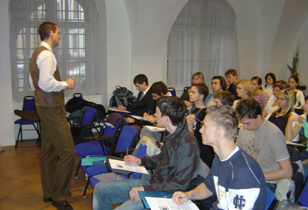 Seminář pro studenty