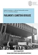 Pozvánka na seminář Parlament a Sametová revoluce pro pedagogy