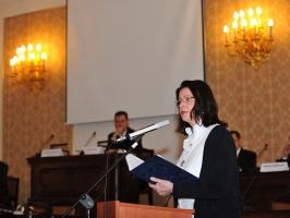MN projev 150 let parlamentarismu