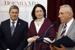 Putovní výstava Bohemia mia (29.10.2012)