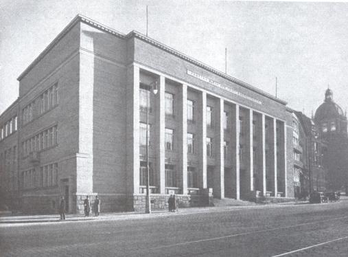 Federální shromáždění - Burza