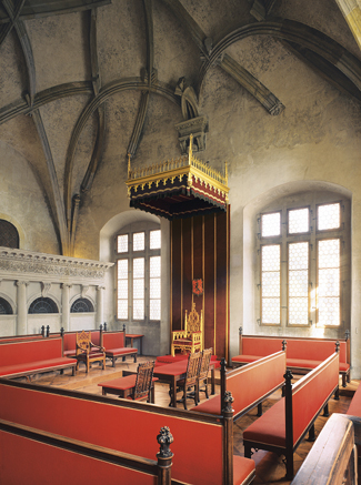 Stará sněmovna - Pražský hrad